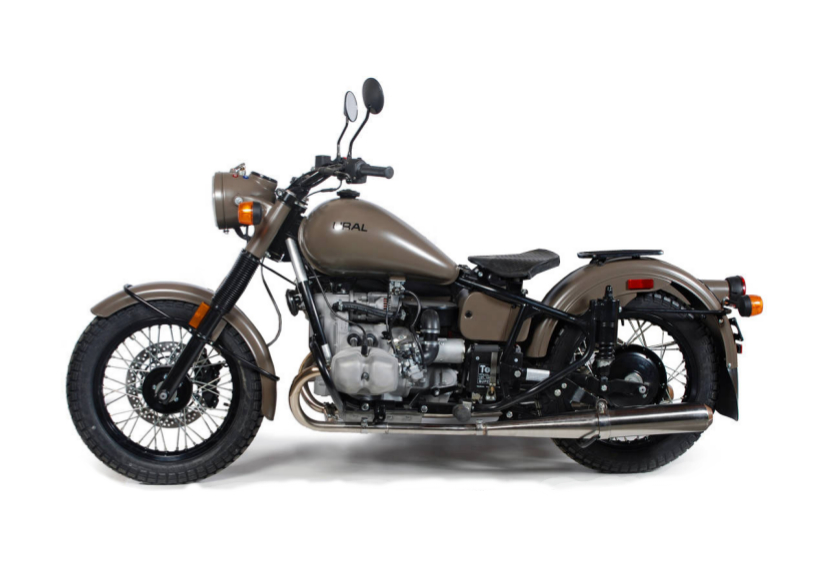2016 Ural Retro Solo – Not Coming to a Store Near You